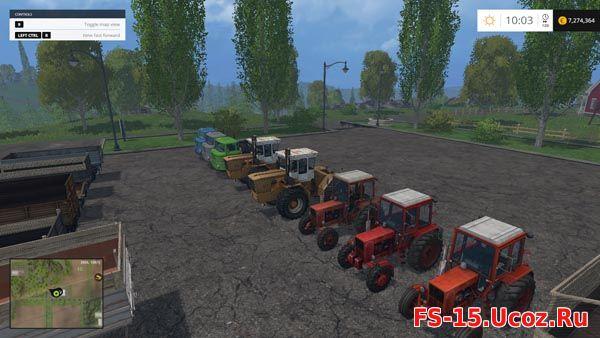 Моды для farming simulator 2015 русская техника скачать бесплатно.